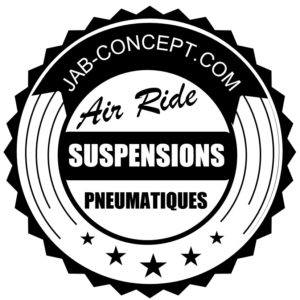 SUSPENSIONS PNEUMATIQUE - AIR RIDE